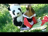 little red riding hood fucking with panda in the woodPorn Videos