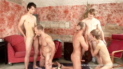ORGY with the trainer 2