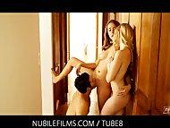 Nubile Films  Threesome Love