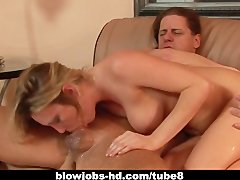Best Cock Sucking Whore Harmony Rose Sloppy Blowjob