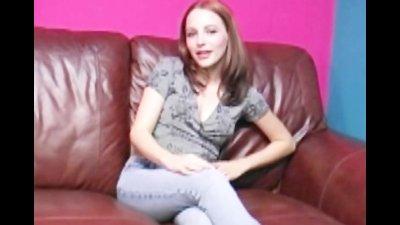Cute Teen Tabita Giving Great Handjob