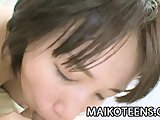 japanese teen natsuko osanai getting ready for hard sexsex move