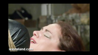 Wasteland Bondage Sex Movie   All Sparkles 2 Pt 1
