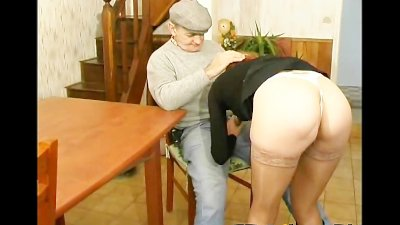 Home nurse fisted and fucked