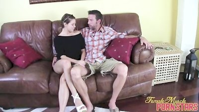Goddess, Ashlee Chambers, Trains a Young Couple
