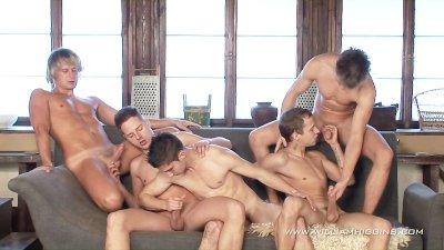 Condon FREE Orgy