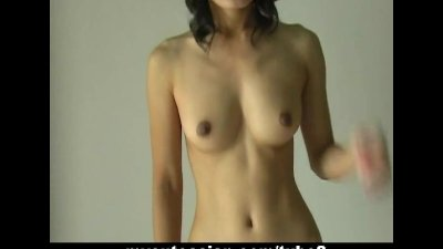 Cute Asian amateur receives ni
