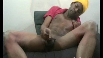 Black Gay Handjob