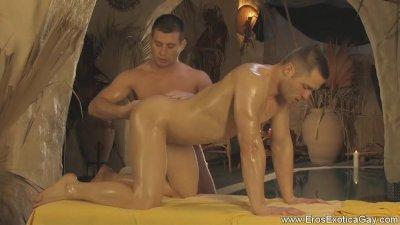 Sensual Pleasures in Gay Anal Massage