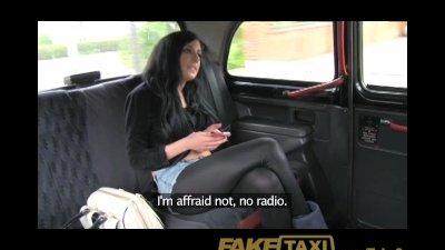 FakeTaxi Young girl must swallow taxi mans spunk