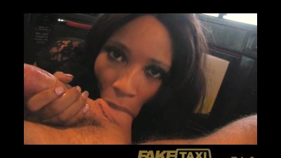 FakeTaxi Suck my balls girls and lick my arse hole