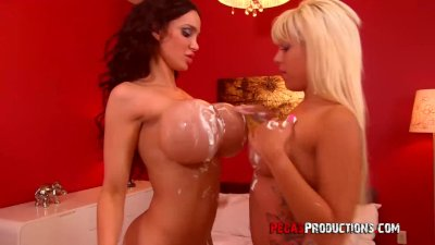 Amy Anderssen really big knockers