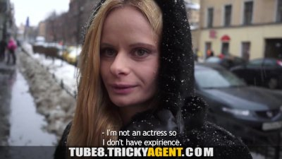 Tricky Agent - Perfect pussy d