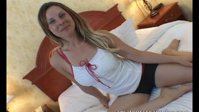 Chrissy Sanders Next Door Amateur Creampie