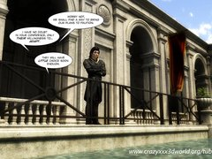 Preview 8 of 3d Comic. Legacy. Episodes 2-3
