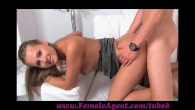 FemaleAgent. Stud can't handle the pressure to perform