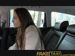 Preview 4 of Faketaxi Your Choice Suck My Big Cock Or Walk