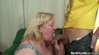 He is lured into sex by chubby
