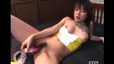Japanese Amateur Solo Girl Masturbation with Dildo Sex Toy Orgasms