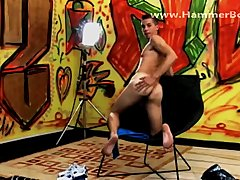 Tom Smith video 1 from Hammerboys TV