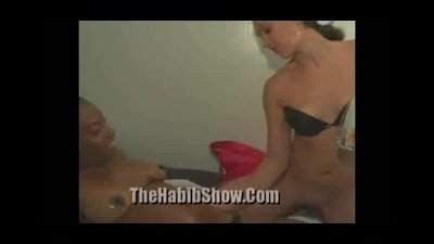 Ms.PAWG and Ms. thick then a snika ebony Intro Lesbian series
