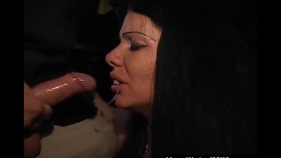 Sex Shop Glory Hole With Slutt