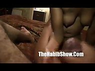 19 yr asian mixed pussy fucked in her ex bf apt pussy nutted 2
