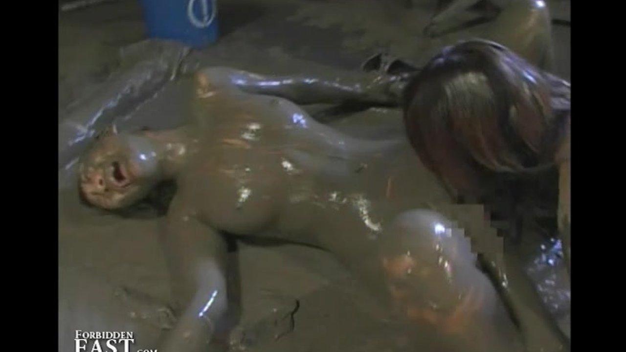 Gay mud wrestling fuck