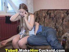 Preview 3 of Make Him Cuckold - Hardcore Sex Revenge