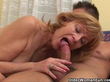 granny gets her hairy pussy fucked deepPorn Videos