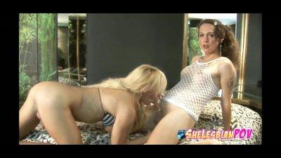 Mariana and Nikki Montero