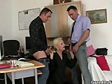 job interview leads to threesomePorn Videos