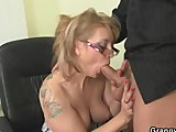 office lady gives head and gets fuckedPorn Videos