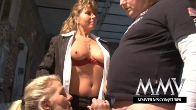 MMV Films Mature couple having