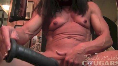 Masturbation in the gym
