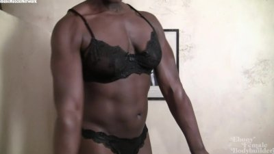Empress - Powerful Ebony Mistress
