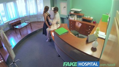 FakeHospital Busty new staff m