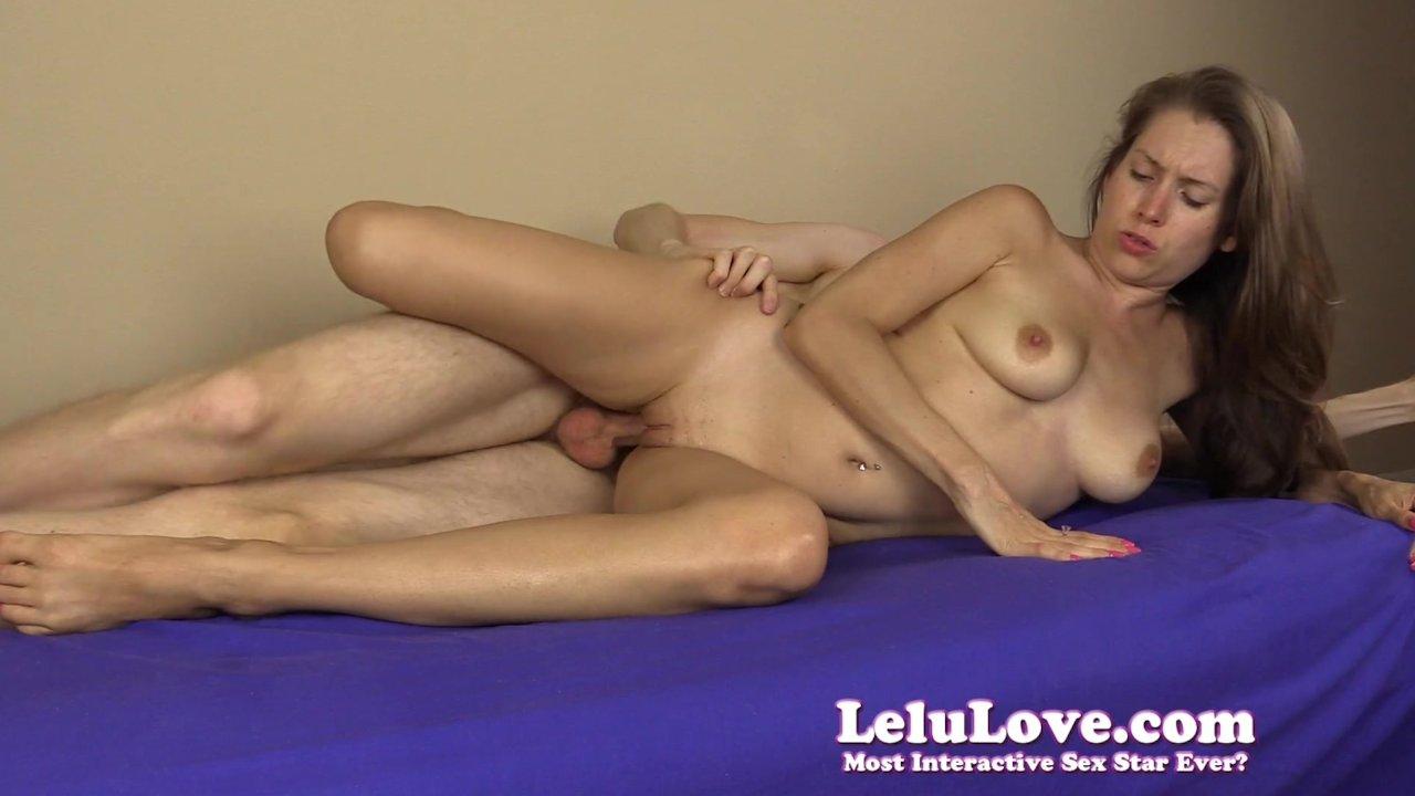 Lelu Love Accidental Creampie