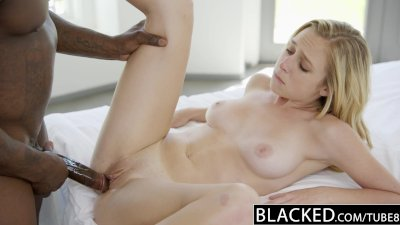 ebonyED First Interracial for Beautiful Blonde Taylor Whyte