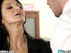 Preview 3 of Realityjunkies Ava Addams And Manuel Ferrara Office Fucking