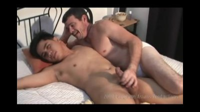 Reggie Tickled, Teased And Jacked - Ricky, Mike and Reggie