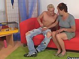 old chick allows him seduce herPorn Videos