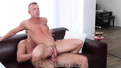GayCastings Stud shows how you should fuck on camera