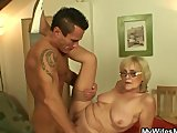 mother in law is screwed on the tablePorn Videos