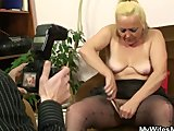 wife finds his nasty photos with mother in lawPorn Videos