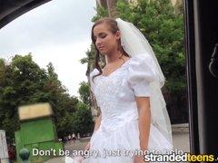 Preview 1 of Strandedteens - Runaway Bride