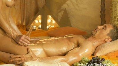 Turkish Massage From Golden MILF