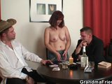 strip poker leads to hard threesomePorn Videos