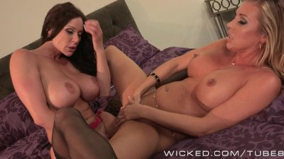 Wicked - Two sexy milfs have some fun