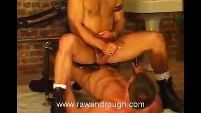 Hugh Gets Fucked